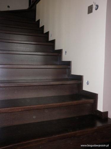 schody dębowe otwock