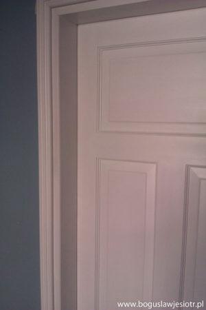 drzwi wewnętrzne białe otwock