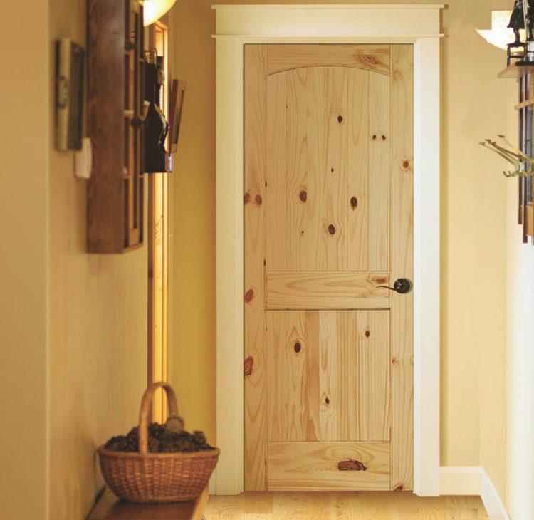 drzwi sosnowe wewnetrzne 4
