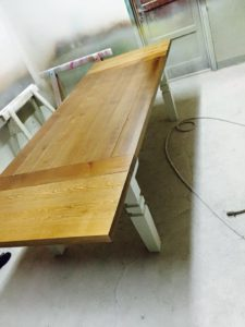 stół drewniany otwock