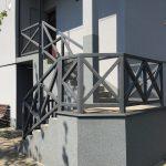 Balustrady krzyżakowe – Otwock, Józefów, Karczew, Celestynów
