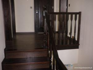 schody dębowe józefów